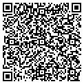 QR code with J & M Home Cleaning Service contacts