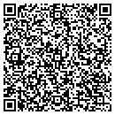QR code with R & R Refrigeration contacts