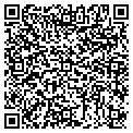 QR code with E M Cain Accounting & Tax Service contacts
