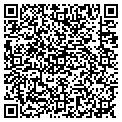 QR code with Hamberg Barth Landscape Archt contacts