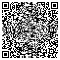 QR code with K & W Trucking Co contacts