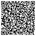 QR code with R M Roofing & Construction contacts