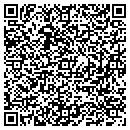 QR code with R & D Trucking Inc contacts