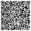 QR code with K & S Oil contacts