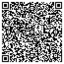 QR code with M R Insurance contacts