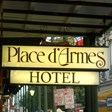 Place D'Armes Hotel in New Orleans, LA