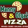 Manny and Olga's Pizza in Washington, DC