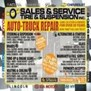 Sales & Service Tire & Suspension Inc. in Detroit, MI