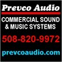 Prevco Audio - Commercial Sound & Music Systems in Framingham, MA