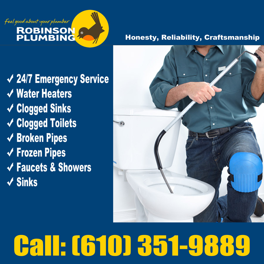 Robinson Plumbing In Allentown PA 18104 Business Profile
