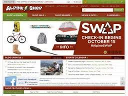 Alpine shop kirkwood coupons