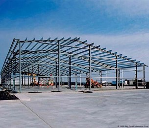 Metal Building Erectors
